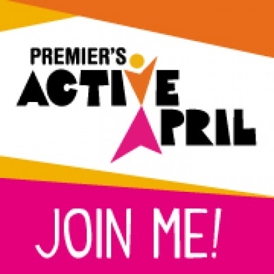 Active April – Starts today