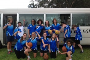 East Gippsland Basketball