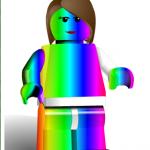 Emma Lego Character